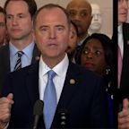 Dems, GOP joust after first impeachment hearing