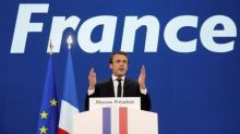 Germany welcomes Macron success in French election first round