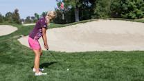 The Sexiest Shots in Golf - Blair O'Neal Shows You How to Hit a Flop Shot
