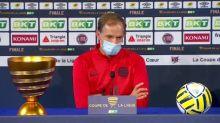 Foot - C. Ligue - PSG - Tuchel : «Montrer notre faim de gagner»