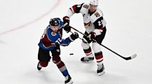 Arizona Coyotes to face Colorado Avalanche in first round of Stanley Cup Playoffs