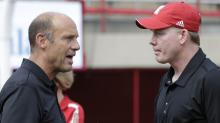 Thursday notebook: Riley reacts to Eichorst's firing