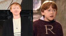 Rupert Grint admits he couldn't say 'absolutely no' to a 'Harry Potter' return