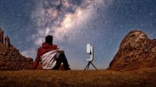 This Smart Telescope Captures Celestial Moments and Sends Them to Your Phone