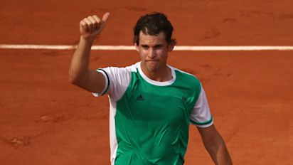 Thiem off to a flier at Roland Garros, Haase lies in wait for Nadal