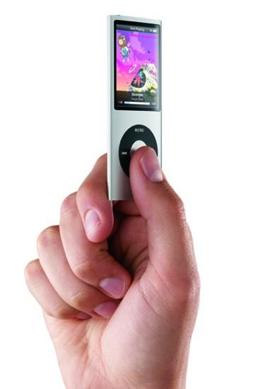 Official: iPod nano reaches 4G, looks tall for its age
