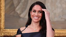 Meghan Markle says she, Prince Harry and Archie are 'cheering on' women fighting for change