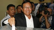 Official results confirm Cambodian opposition gains