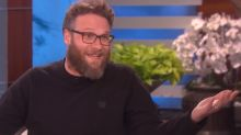 Seth Rogen has been sitting on that Donald Trump-Stormy Daniels affair story for a decade
