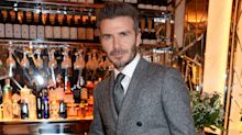 BBC denies that David Beckham has a role in the new series of 'Peaky Blinders'