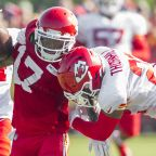 Chiefs begin padded training camp practices today