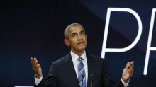Barack Obama says more women need to be elected to office because 'men are having problems'