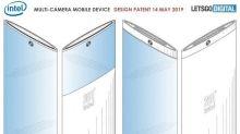 Patentes sugerem que Intel está trabalhando em um smartphone 360º