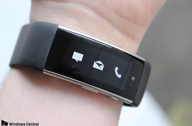Microsoft Band 3 prototype reveals the wearable that might have been