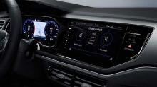 The Volkswagen Polo's cockpit goes digital