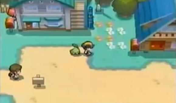 First footage of Pokemon Heart Gold and Soul Silver revealed