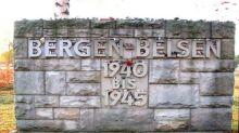El día que fue liberado el Campo de concentración de Bergen-Belsen