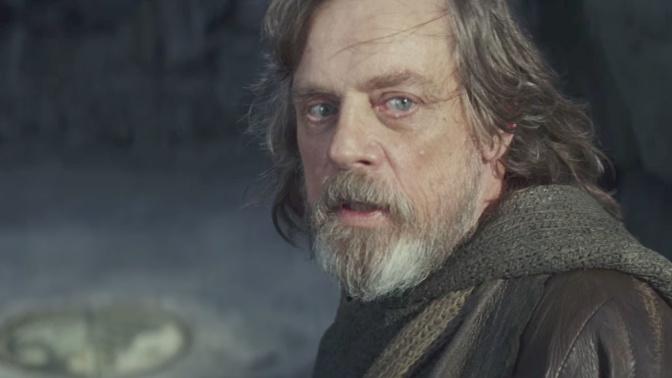 Star Wars' Mark Hamill responds to Last Jedi fan theory