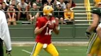 Green Bay Packers Open Training Camp