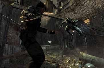 SGD '07: Dark Sector screenshots eviscerate you