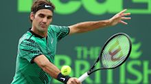 Tennis: Federer set for Del Potro test, Wawrinka untroubled at Miami Open