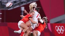 Rugby sevens, Tokyo Olympics 2020 live: Team GB face France in women's semi-finals