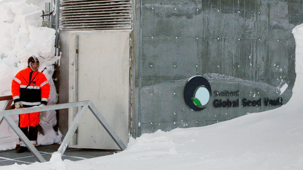 Inside the 'Doomsday' Vault Past the Arctic Circle