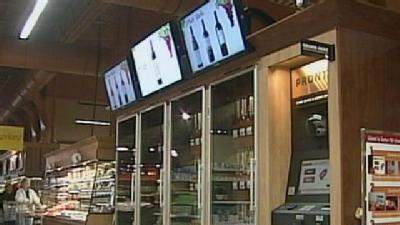 Report: Wine Kiosk Program's Days May Be Numbered