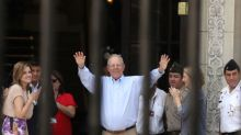 Peruvian judge bars ex-president Kuczynski from leaving country