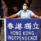 Trump targets China over Hong Kong security law