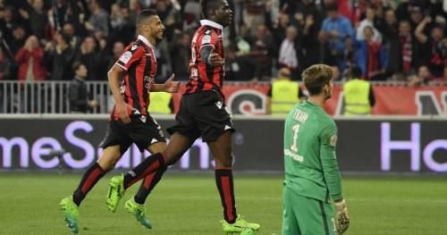 Foot - L1 - Nice - Buteur contre le PSG, Mario Balotelli égale sa meilleure saison sur un plan statistique
