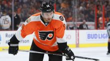 Flyers' Sean Couturier to miss 4-6 weeks with lower-body injury
