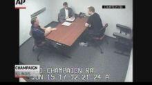 Murder suspect trembled during interrogation