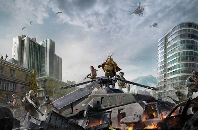 Infinity Ward disables all 'Warzone' vehicles after game-breaking bug emerges