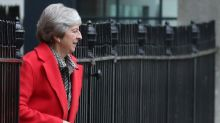 British PM heading for Brussels for talks on future ties