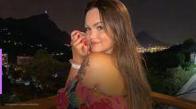 """Suzanna Freitas revela que está com Covid-19: """"Está tudo bem"""""""