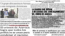 El asesinato de Lucrecia Pérez, el crimen racista que conmovió a la sociedad española