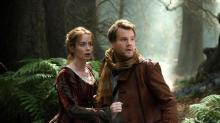 How Emily Blunt Hid Her Pregnancy for 'Into the Woods'