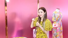 Sandara Park lends her star power to kate spade's global pop-up launch at ION Orchard