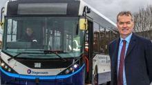 Stagecoach retreats from train bids as profits rise