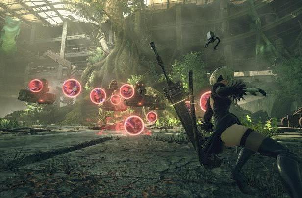 '​Nier: Automata' is hack-and-slash the Platinum way