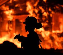Photos show the true toll of California wildfires on firefighters