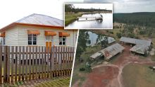 A whole Queensland town goes on sale for less than standard home