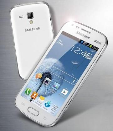 Samsung Galaxy S Duos details make the rounds, bring Galaxy S III vibe to the dual-SIM world
