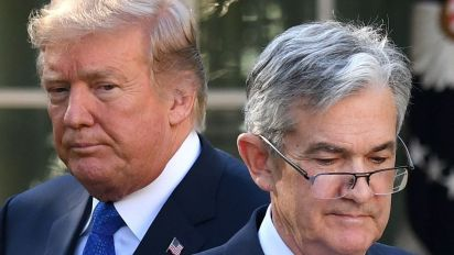 Trump goes after Fed ahead of policy meeting