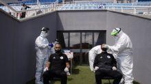 Árbitros de países vecinos pitarán toda la fase de grupos de la Libertadores