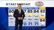 Scott Padgett's Weather Forecast