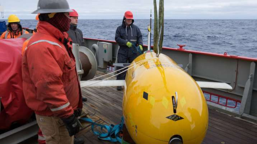 Boaty McBoatface makes a big discovery