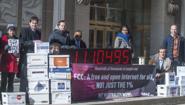 ISPs are suing the FCC to fight new net neutrality rules