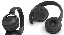Veja o fone Bluetooth Tune 500 da JBL em oferta